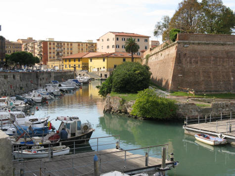 Hotels in Livorno Italy