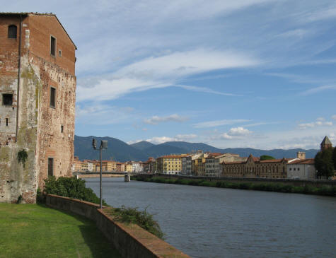how to get from florence to pisa airport