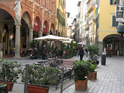 Hotels In Pisa City Centre
