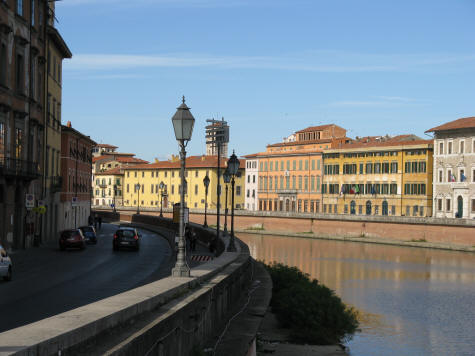 Museums in Pisa Italy